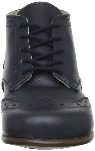 souples bébé Little Lord garçon Bleu Chaussures Marine 400 Vachette Mary qPII1Wta
