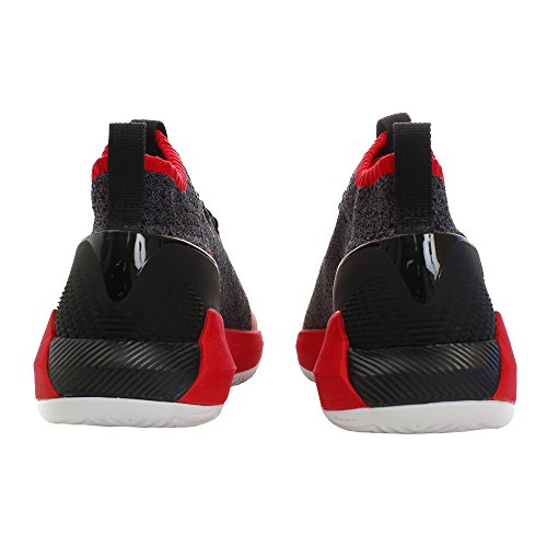 da da Scarpe Ua basket nere Seeker uomo Under Heat Armour wqSWSr0Od