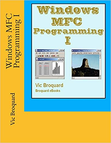 Mfc programming example visual c++ pdf by