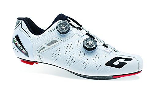 現実的トロイの木馬同性愛者gaerne(ガエルネ) 自転車 カーボン Gスティロ+ ロードバイク ビンディングシューズ ホワイト 27.0 3601 004
