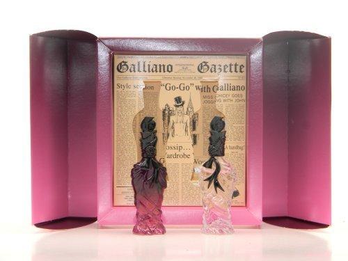John Galliano EDP & EDT Two-Piece Miniature Fragrance Set