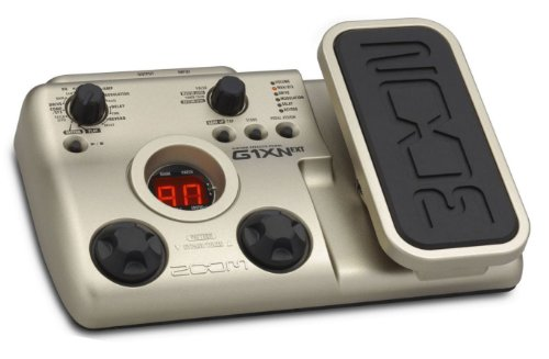 Zoom G1XN Guitar Multi Effects Pedal (Zoom Guitar Effects Pedal)