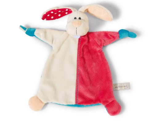 Neat-Oh My First Nici Comforter Rabbit, 25 x 25cm