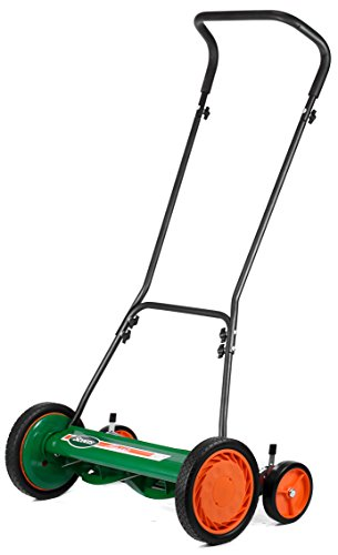 - Scotts Outdoor Power Tools 2000-20 Classic Push Reel Lawn Mower, 20-Inch