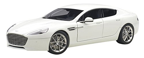 AUTOart 70256 Collectible Miniature Car White