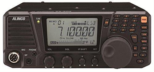 Alinco DX-SR8T 100W HF All Mode Amateur Ham Radio Transceiver SSB CW FM AM 10-160M