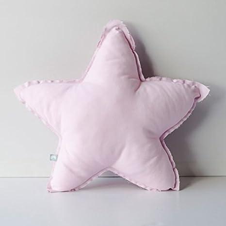 Cojin Estrella Rosa: Amazon.es: Bebé