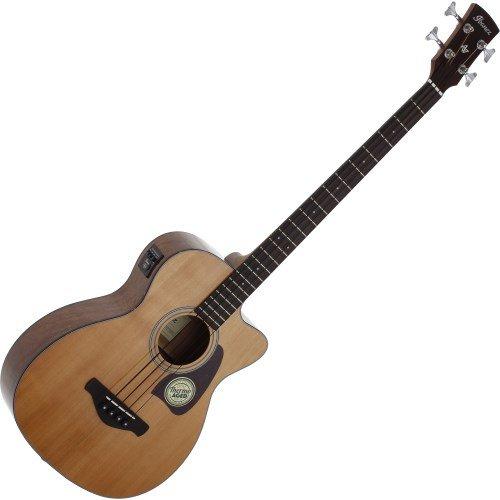 Ibanez Artwood 빈티지 AVCB9CENT 전 - 음향베이스 기타/Iba..