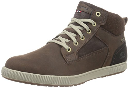 86270 Blue Viking Dark Marrón Cortas 3 Hombre 876 Botas Brown Owx7Cw58