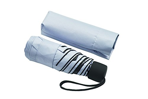 Mini Compact Travel Umbrella Outdoor Portable Sun Rain Umbrella UV Protect