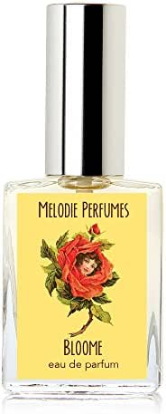 Melodie Perfumes Bloome Jasmine Tuberose perfume for women. French floral orange blossom women's fragrance. 15ml