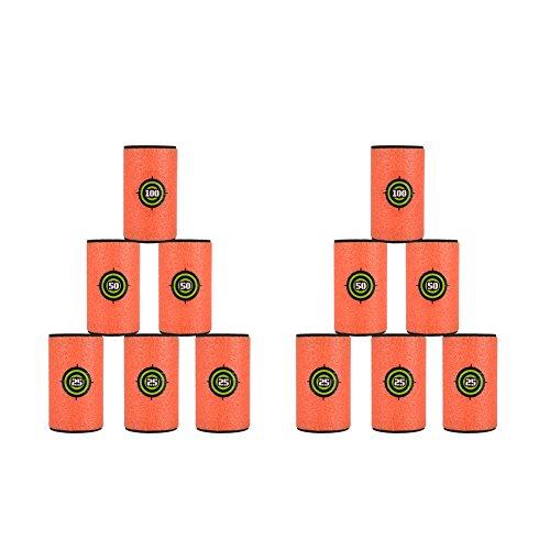 Bullet Targets Sponge N strike Blasters