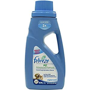 Febreze Advanced Pet Solution Carpet Cleaning