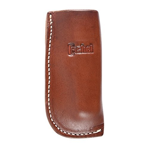 Cashel Horseman's Knife Chestnut Leather Scabbard Holder