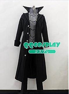 【QQCOSPLAY】コスプレ衣装 ペルソナ5 PERSONA5 主人公(デフォルト名なし) / ジョーカー