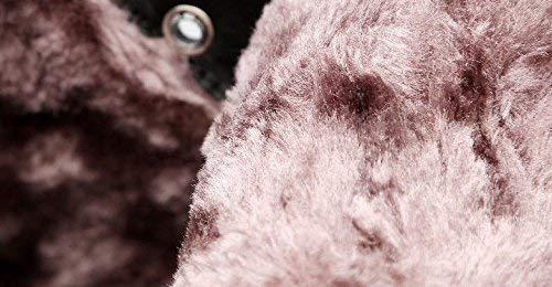 da da 44 più Lungo Lungo Lungo Stivali Invernali Nero Uomo Dimensione Colore Caldo Tubo Nero FuweiEncore p6aPP