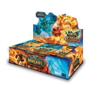 - World of Warcraft Trading Card Game [TCG]: War of the Elements Booster Box
