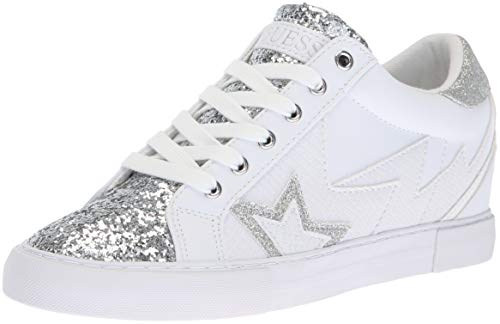 Point Guess Women's Women's White Guess Point White Women's Guess Sneaker Sneaker 8wZaYqO