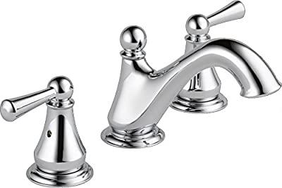 Delta Faucet Haywood Two Handle Widespread Lavatory Faucet