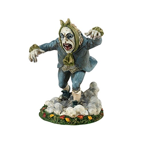 Department 56 Halloween Village Ghastly's Night Out Ghost Figurine 4051013 ()
