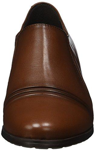 Damen Francesca Sioux 122 Derby Braun Cognac Fdx0wgx5