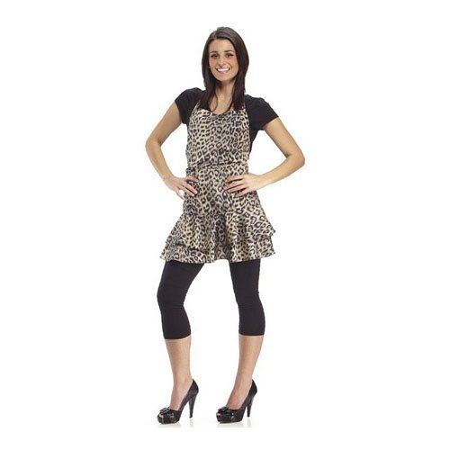 Beauty Love Purrfect Frill Apron
