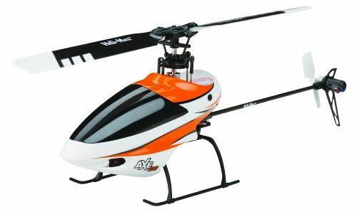 - HeliMax Axe 100 FP Flybarless SLT Tx-R RC Helicopter