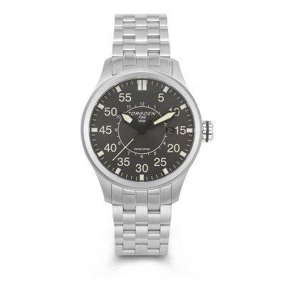 Torgoen Swiss Men's T34202 Pilot Watch