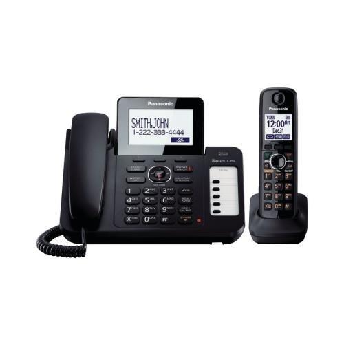 Panasonic Kx-Tg6671b Dect 6.0 Plus Corde - Panasonic Adapter Cable Shopping Results