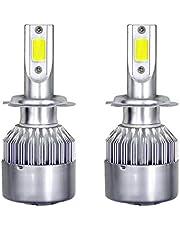 YELITE H7 LED Car Headlight Bulbs 6000K Auto Headlamp Fog Light Bulb