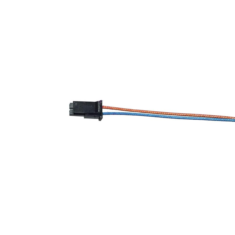 V6 Hotend 3D Printer Up to 400 Degree Chimera,Kraken m3 PT100 Temperature Sensor w//Molex Microfit3.0 Connector f//Ultimaker 2,Cyclops+