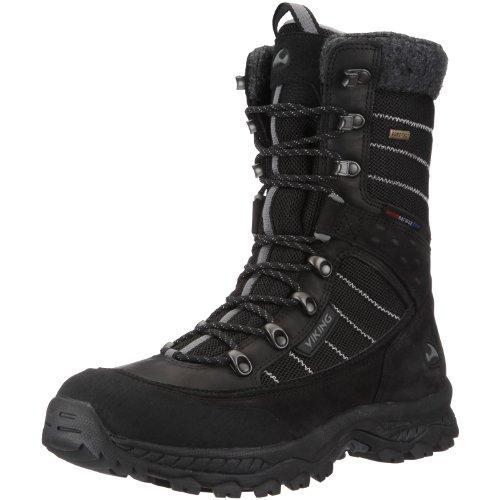 Viking MAMMOTH Gore-Tex® 3-80160 Unisex-Erwachsene Schneestiefel Schwarz (black/grey 203)