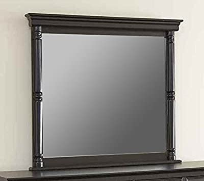 Abbott Collection Home 21 VISION 004 Long Rectangle Border Wall Mirror MIRCHI
