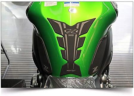 Kanoxbaiku F/ür KawasakiZ900 Gas/öl Tank Pad Aufkleber Aufkleber Matt 3D Dekorieren side
