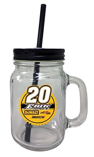 - R and R Imports, Inc Erik Jones #20 Mason Jar Tumbler 2-Pack