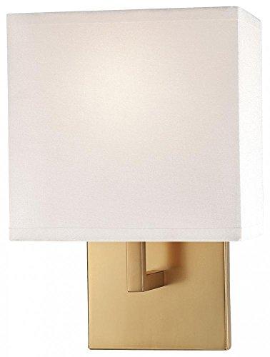 Scone Wall Lamp (George Kovacs P470-248 One Light Wall Scone)