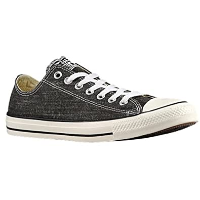 803075eb250de3 Image Unavailable. Image not available for. Color  Converse Chuck Taylor  All Star Ox Black Egret Black ...