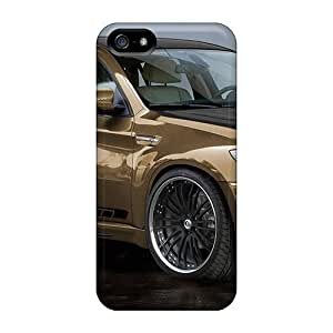 Iphone 5/5s Cases Covers - Slim Fit Tpu Protector Shock Absorbent Cases (bmw X6 By Gpower) by supermalls