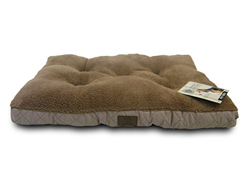 - American Kennel Club AKC Deluxe Plush Quilted Crate Mat