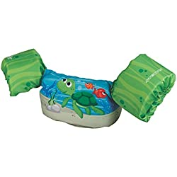 Stearns Puddle Jumper Deluxe Child Life Jacket, Turtle