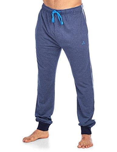 Balanced Tech Men's Jersey Knit Jogger Lounge Pants - Dark Denim - XX-Large/XXL by Balanced Tech