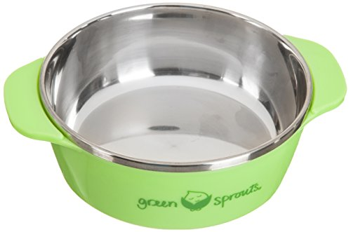 green sprouts Stainless Steel Green