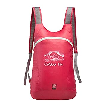 Couples Backpack - tectop Outdoor Couples Casual Camping Backpack Women and Men  Sports Trekking Hiking Ultra-light Tourist Bags Rose  Amazon.co.uk  Sports    ... 750c58f99fd2a