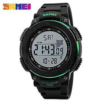 Relojes Hermosos, Mujer Hombre Reloj Deportivo Reloj Militar Reloj de Vestir Reloj Smart Reloj de