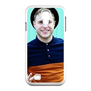 SamSung Galaxy S4 9500 phone cases White Olly Murs cell phone cases Beautiful gifts LAYS9813106