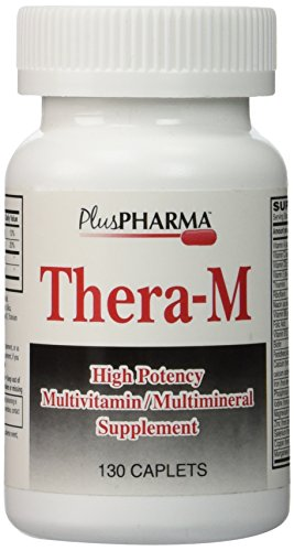 Thera M Multivitamin Multimineral Supplement Caplets product image