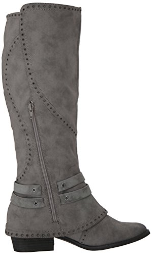 Synthétique Yoko Anthracite Botte Not Rated Femmes w05xH4nztq