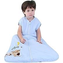 Baby Sleeping Bag Winter Boy & Girl Cartoon Pattern Organic Cotton TOG 2.5 Owl