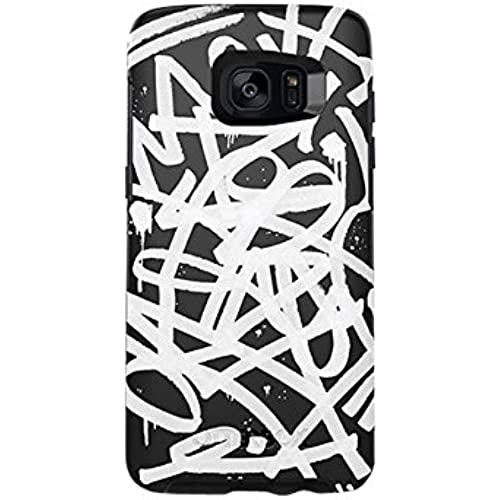 OtterBox Symmetry Series Case for Samsung Galaxy S7 Edge - Graffiti (Black/Black/Graphic) Sales