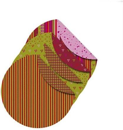 Sortiment Vivi Gade Design Origamipapier Copenhagen 50 sort D: 10 cm Blatt
